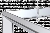 Abhängung –Stahlseil / Ösenschrauben