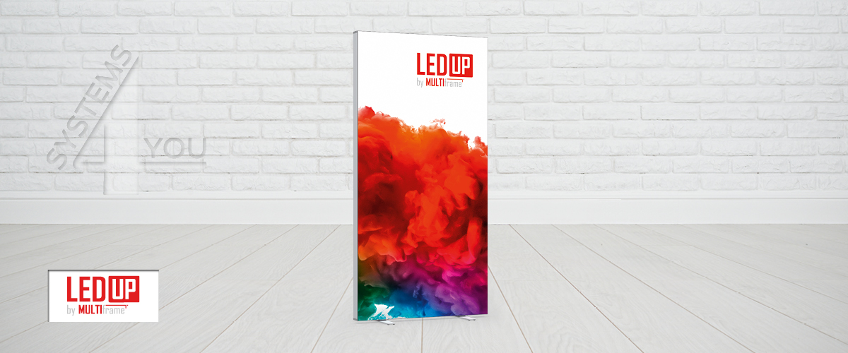 Multi Frame LEDUP Banner