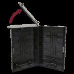 Expo-Case Klappbare Thekenplatte