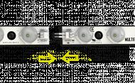 Multi Frame BL - Backload Seitliche LED Beleuchtung