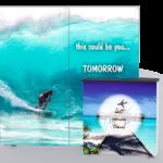 Multi frame – LEDUP counter [06]